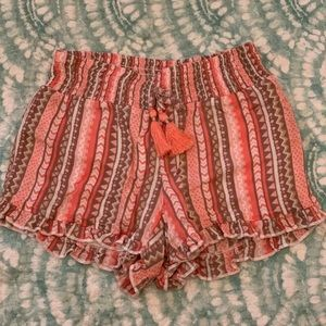 Girls Justice Shorts